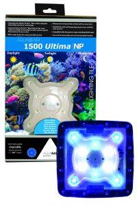 AquaBeam 1500 Ultima NP box and light